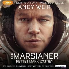 Der Marsianer von Andy Weir als Hörbuch